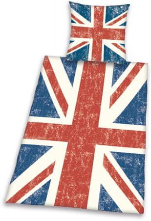 Herding Povlečení vlajka UK