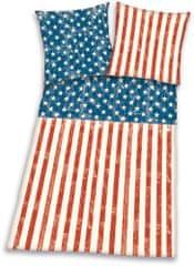 Herding Amerikai zászlós Ágyneműhuzat