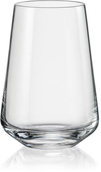 Crystalex sklenice Sandra 380 ml, 6 ks