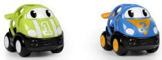 Oball Go Grippers Závodní autíčka 2k 18m+