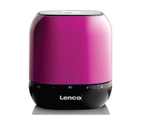 LENCO BTS-110, růžová