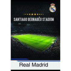 Real Madrid zvezek Santiago Bernabeu A4/OC - 54L (09638)