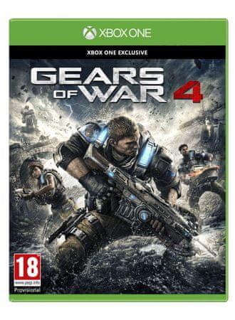 Microsoft Gears of War 4 / Xbox One