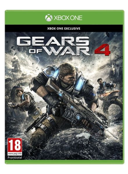 Microsoft Gears of War 4 / Xbox One
