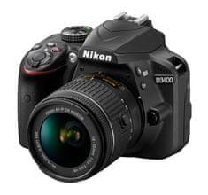 Nikon D3400 + 18-55 AF-P DX