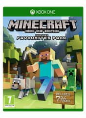 Microsoft Minecraft Favourites Pack / Xbox One