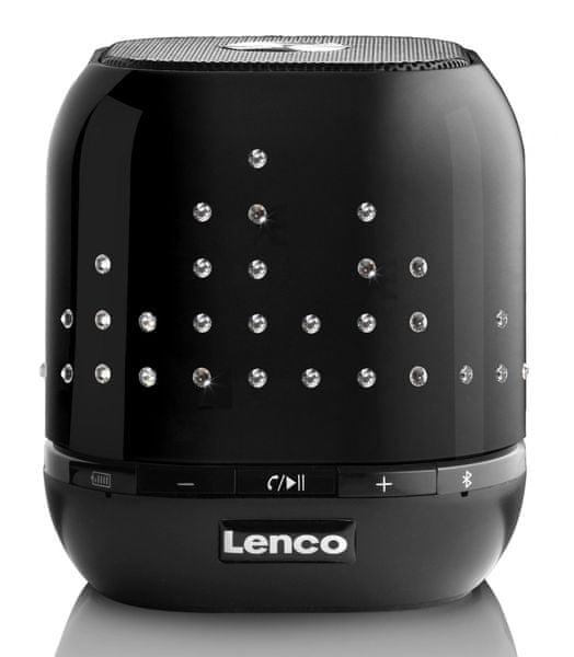 LENCO BTSW-2 Urban Style, černá