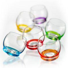 Crystalex sklenice Crazy 390 ml, 6 ks