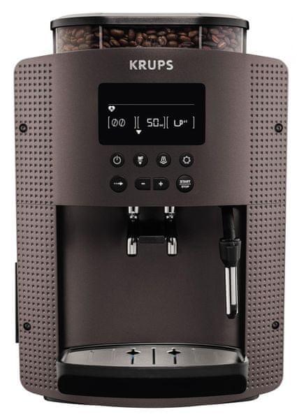 Krups EA815P10 Espresseria Auto Pisa PEWTER