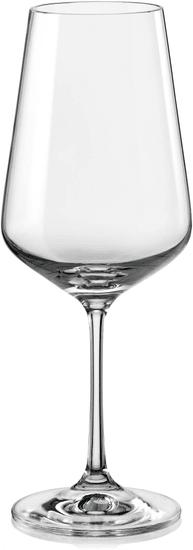 Crystalex set na víno Sandra 2x 450 ml + 1x 1500 ml