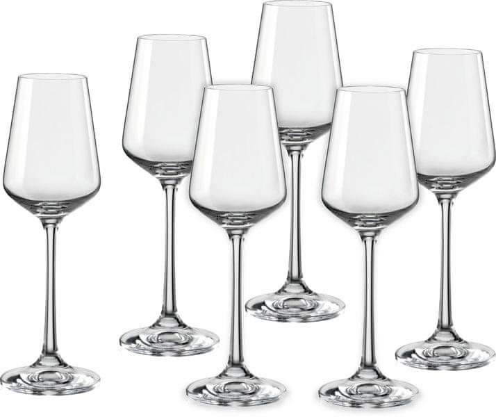 Crystalex sklenice Sandra 65 ml, 6 ks