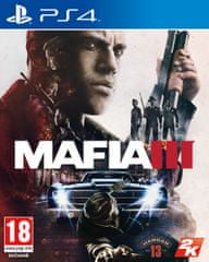 2K games Mafia 3 / PS4
