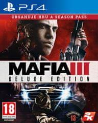 2K games Mafia 3 Deluxe Edtiion / PS4