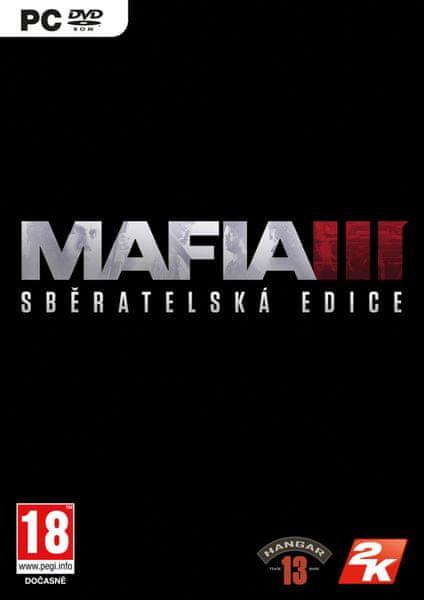 2K games Mafia 3 Collector's Edition / PC