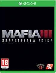 2K games igra Mafia 3 - Collector's Edition (Xbox One)