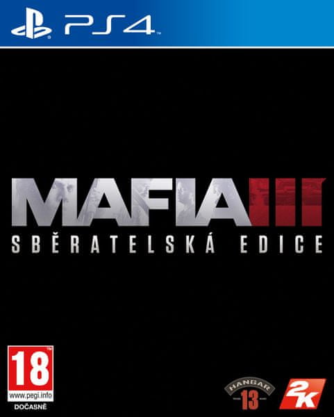 2K games Mafia 3 Collector's Edition / PS4