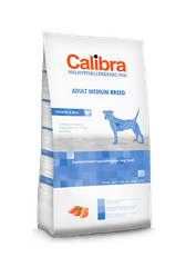 Calibra Dog HA Adult Medium Breed Chicken Kutyatáp, 14 kg