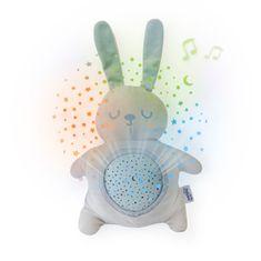 Pabobo Lampka-przytulanka pluszowy Królik Mimi PSP01