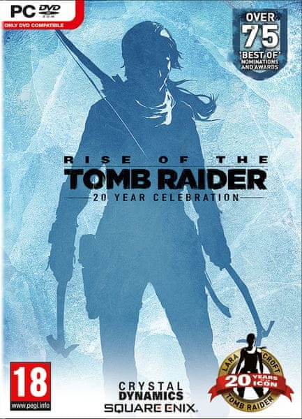 Square Enix Rise of the Tomb Raider 20 Year Celebration Edition / PC