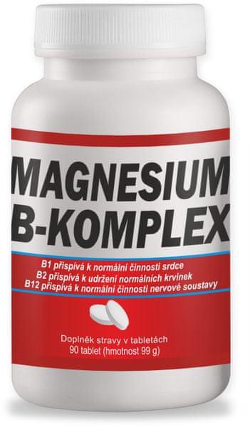 NUTRISTAR Magnesium B-Komplex 90 tbl