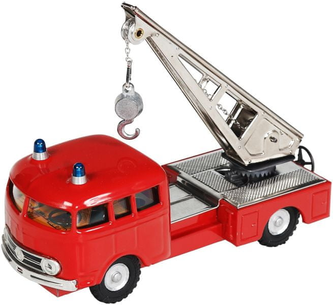 KOVAP Auto Mercedes 335 hasiči jeřáb