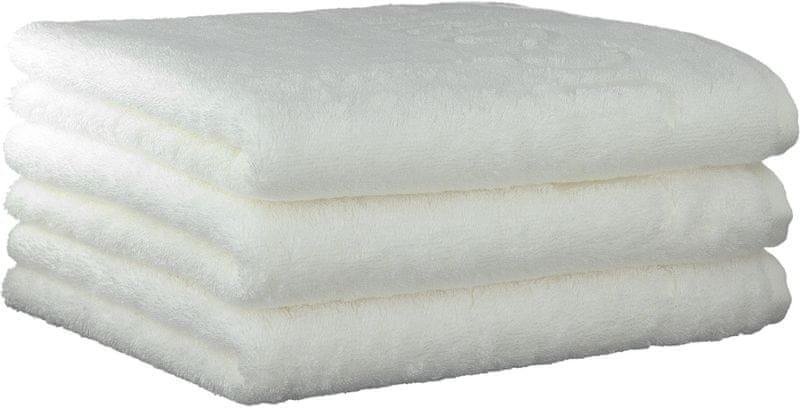 Joop! ručníky UNI 50x100 cm, 3 ks bílá