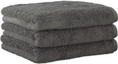 JOOP! ręczniki UNI 50x100 cm, 3 szt. białe