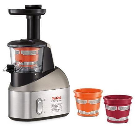 Tefal ZC258D38 Infiny Juice press metal