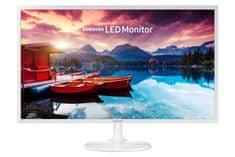 Samsung monitor S32F351FUU, bel (LS32F351FUUXEN)