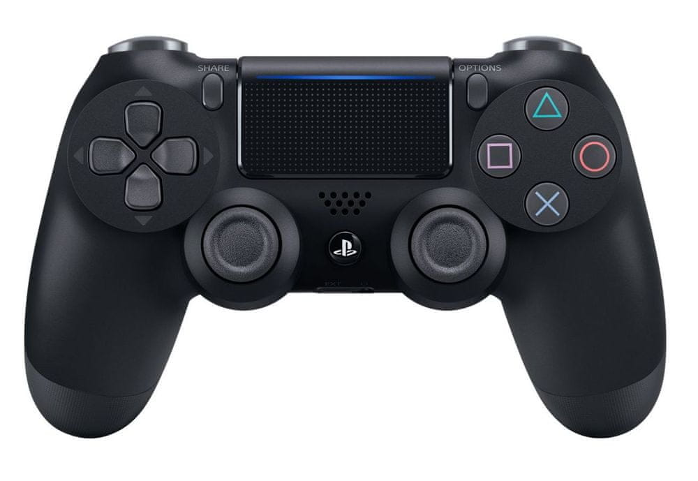 Sony PS4 Dualshock 4 black V2, (PS719870050)