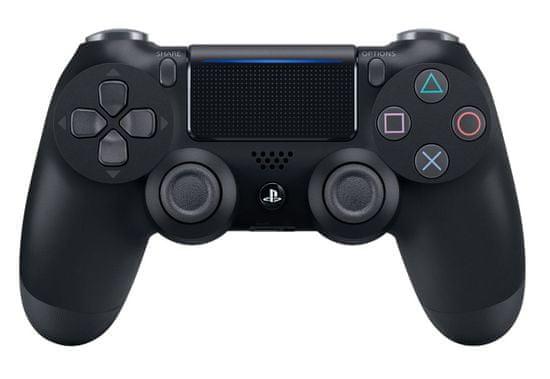 SONY PS4 Dualshock 4 black V2 + FIFA 21 (PS719834724)