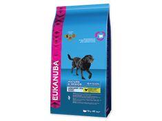 Eukanuba hrana za pse zrele in starejše pse velikih pasem, 15 kg