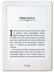 Amazon czytnik e-booków Kindle Touch 8 (2016) white bez reklam