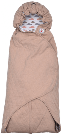 Lodger Wrapper Clever Quilt Nude