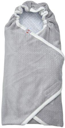 Lodger Wrapper Newborn Scandinavian Flannel, Mist