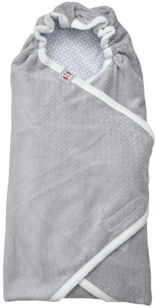 Lodger Wrapper Newborn Scandinavian Flannel, Mist