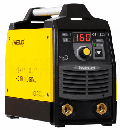 IWELD HD 170 LT DIGITAL Hegesztő inverter