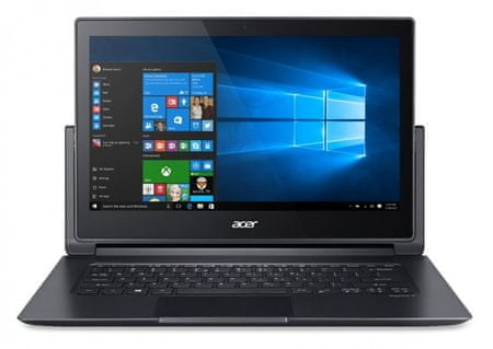 "Acer Aspire 13,3"" WQHD IPS Multi-touch R7-372T-719F - Notebook, Sötétszürke"