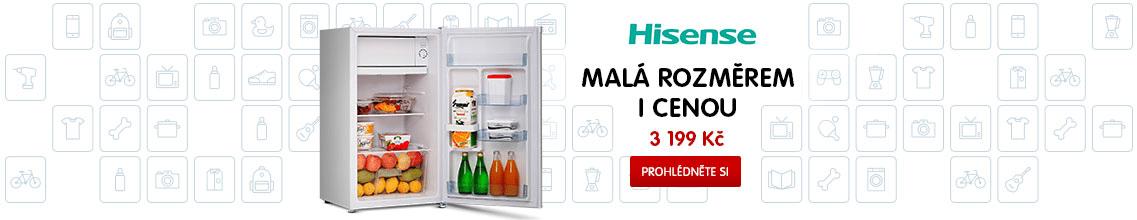 Hisense RL120D4AW1