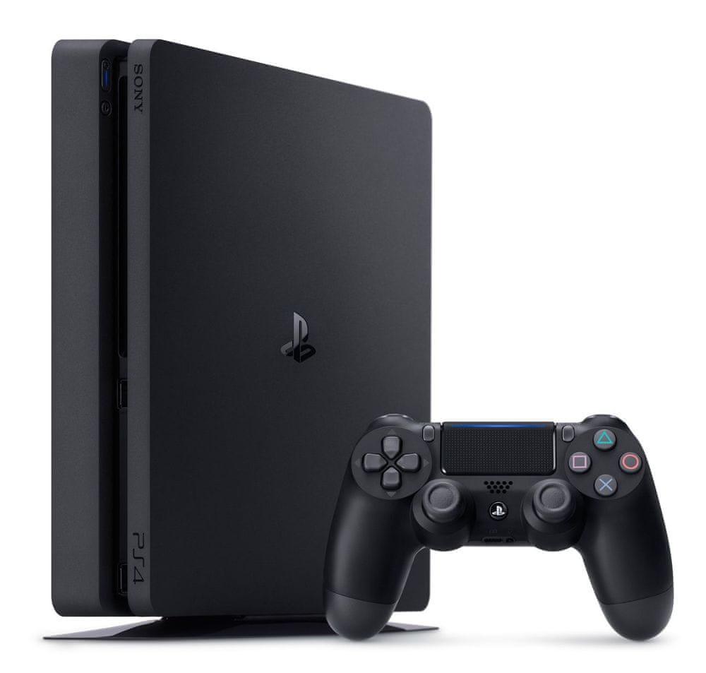 Sony Playstation 4 Slim - 500GB - použité
