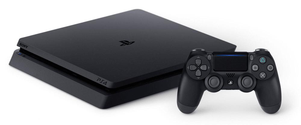 Sony Playstation 4 Slim - 500GB - rozbaleno