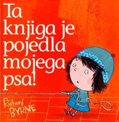 Richard Byrne: Ta knjiga je pojedla mojega psa