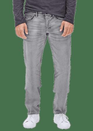 s.Oliver pánské jeansy 32/34 šedá