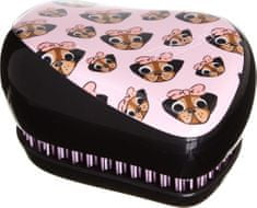 Tangle Teezer krtača Compact Pug Love