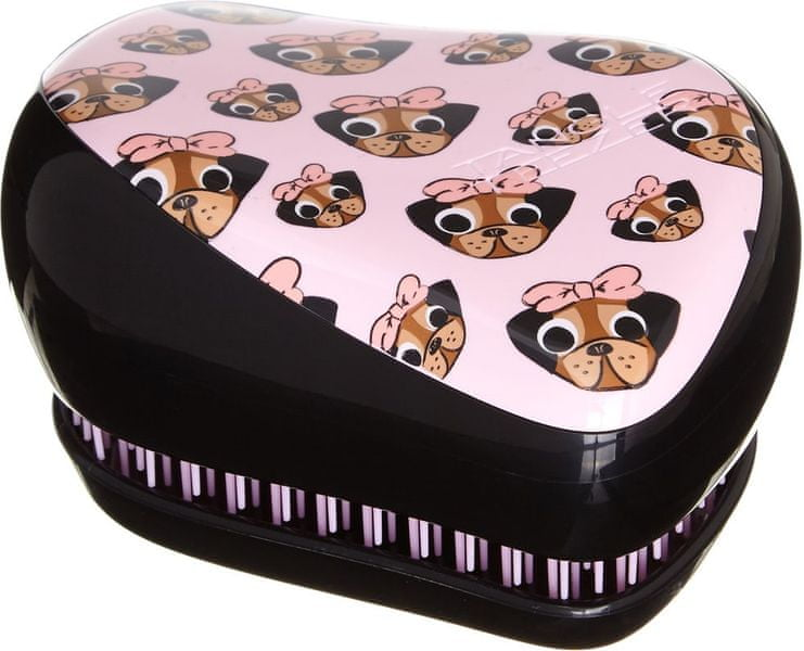 Tangle Teezer Compact Pug Love