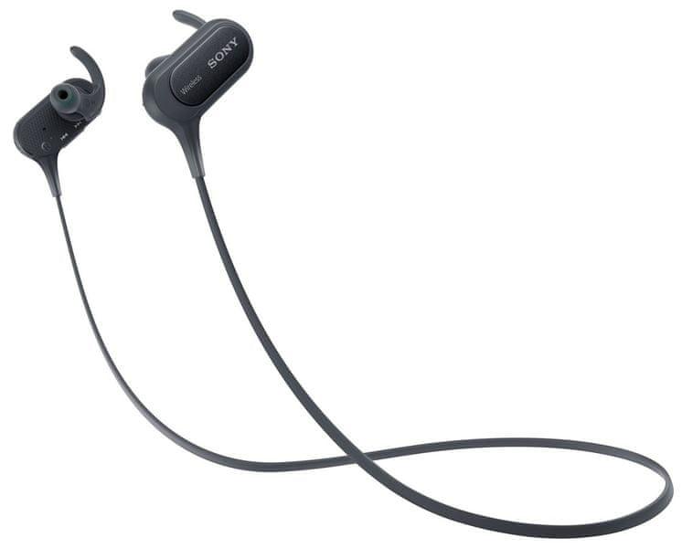 Sony MDR-XB50BSB, černá