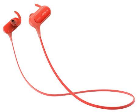 Sony slušalice XB50BS, crvene