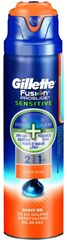 Gillette gel za brijanje Fusion ProGlide Sensitive Active Sport 170 ml