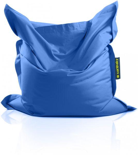 SakyPaky Sedací vak Kanafas modrá