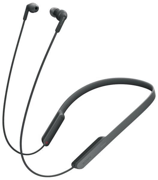 Sony MDR-XB70BTB, černá